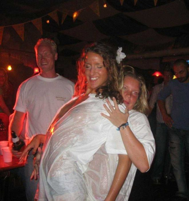 Отвязные девушки (48 фото)