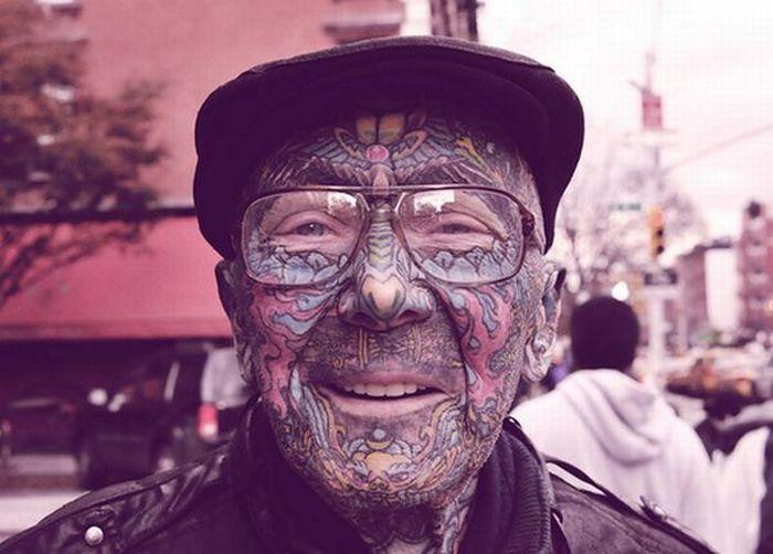 Gençlerde Kalıcı Dövme Şu Anda Moda