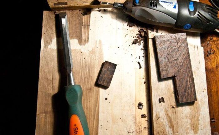 Деревянный корпус для флешки (21 фото)