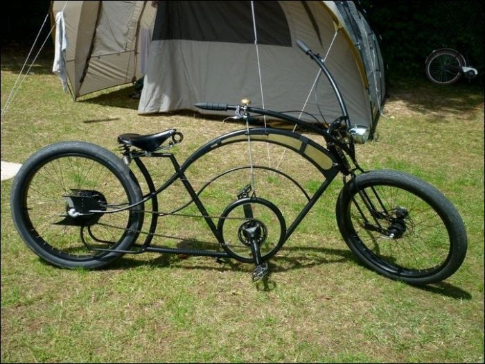 Крутые велосипеды (25 фото)