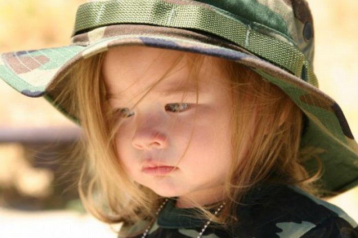 Милые детишки (51 фото)