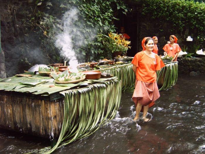 Ресторан уводопада (12 фото + видео)