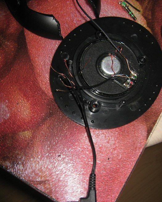 Беспроводные наушники своим руками (14 фото)