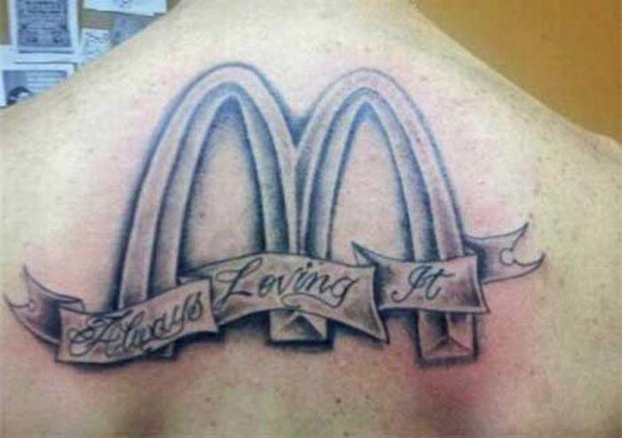 Брендовые татуировки Фотографии и картинки.