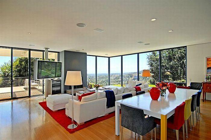 Новый дом Дженнифер Энистон (44 фото)