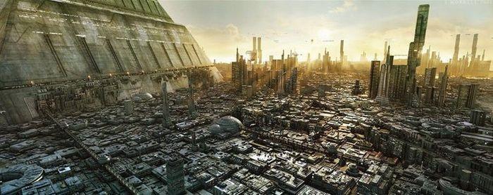 Мир будущего (36 фото)