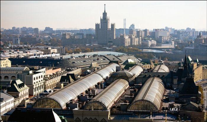 Современная Москва (77 фото)