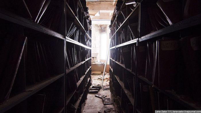 Забытый институт (50 фото)