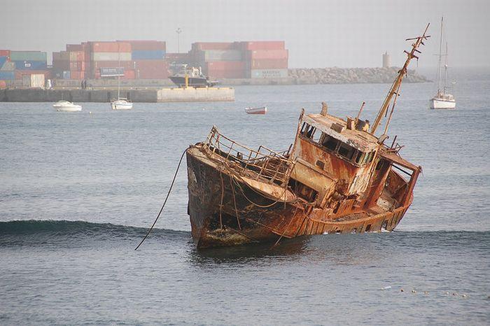 Bir zamanlar Gencecik Gemilerdi (28 Fotograf)