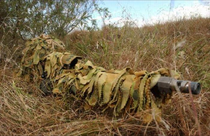 Военный камуфляж. Часть 2 (18 фото)