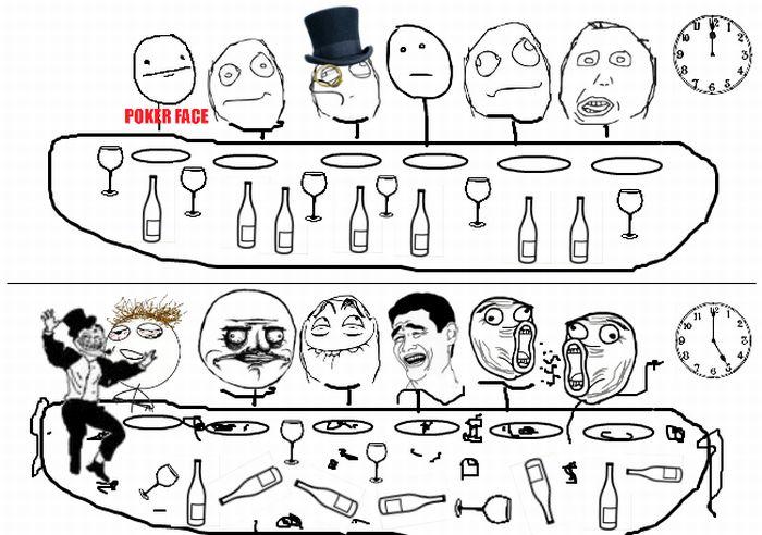 Смешные комиксы (33 картинок)