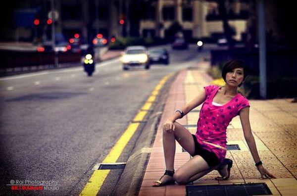 Неудобные позы для фотографии (91 фото)