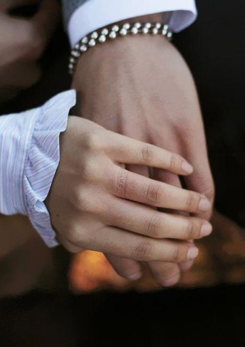Кольцо со скрытым посланием (6 фото)