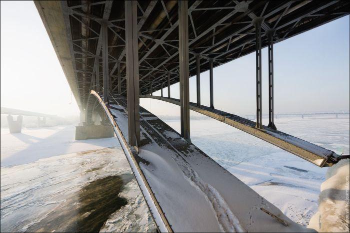 Высотные фотографии Новосибирска (36 фото)