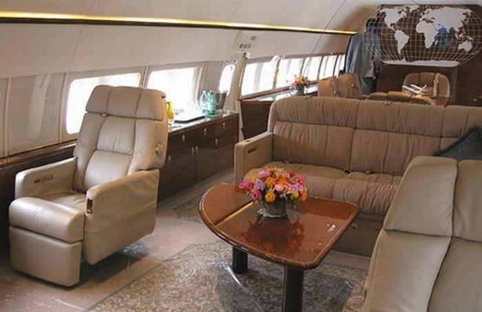 Самолет президента Украины (6 фото)