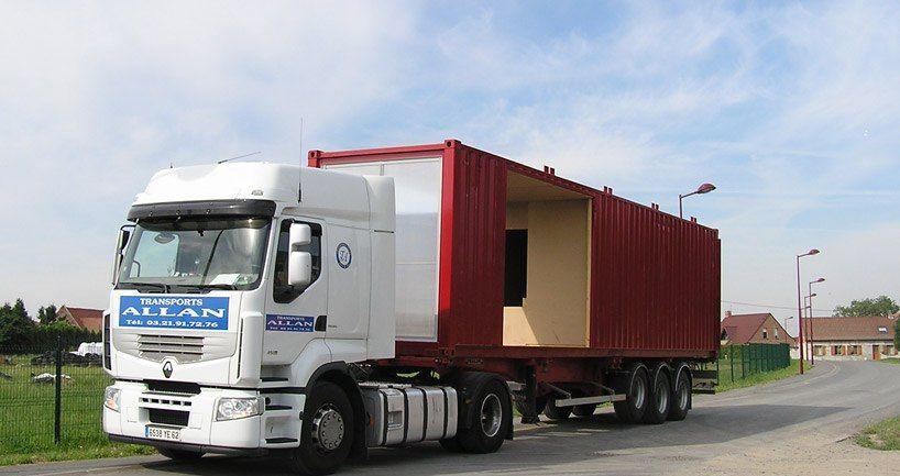 Особняк из контейнеров (18 фото)