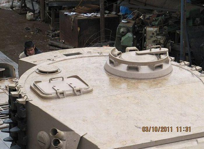 Танк Тигр VI своими руками (69 фото + видео)