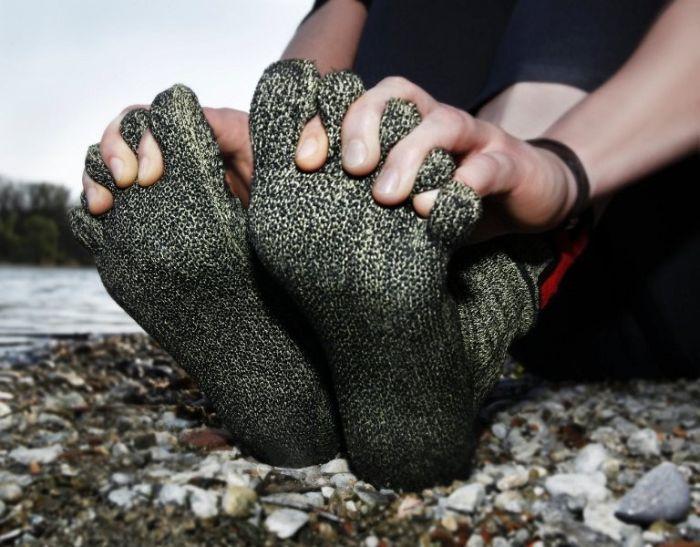 Самые прочные носки (9 фото)
