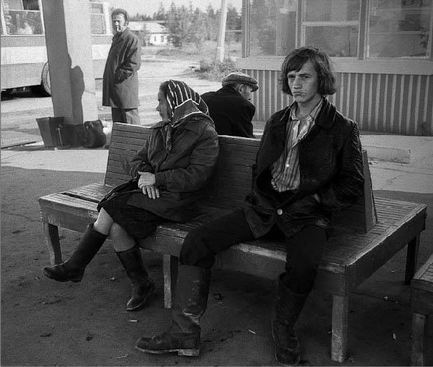 Русская глубинка начала 1980х (50 фото)