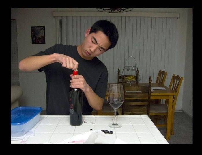 бутылка вина фото красивая