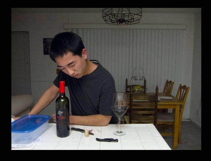 Бутылка вина (16 фото)
