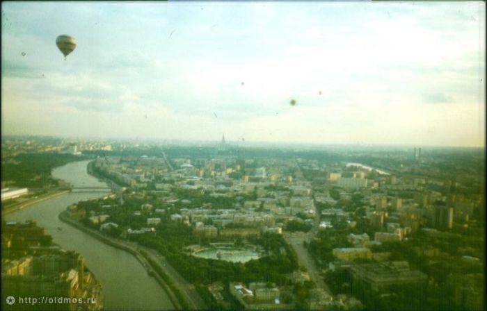 Москва сквозь года (30 фото)