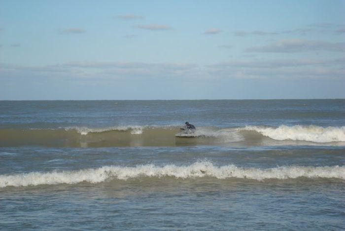 Серфинг в районе Великих озер (11 фото)