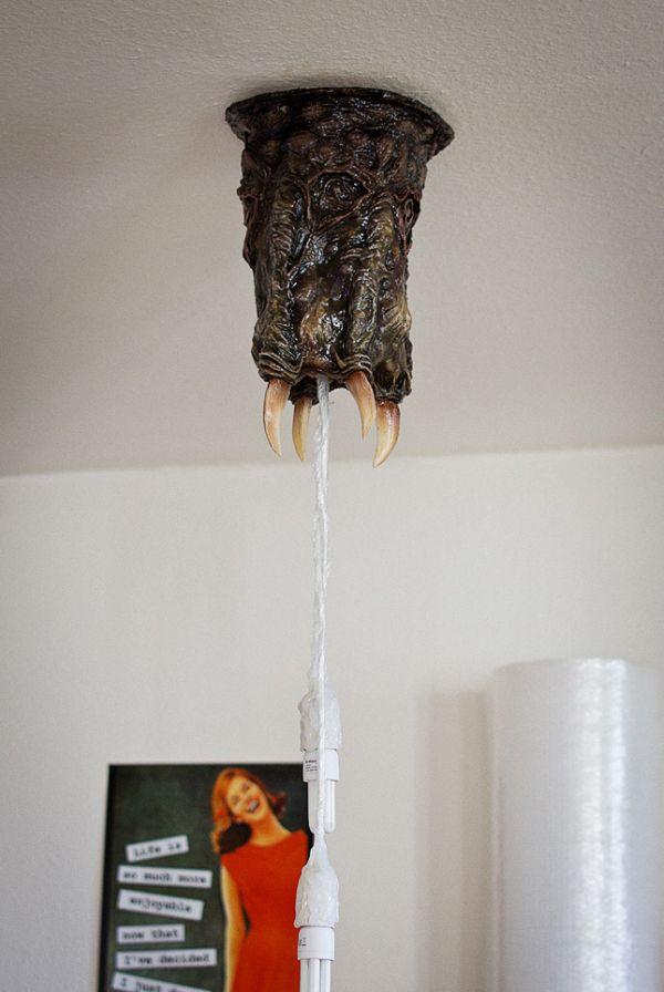 Лампа в стиле Half Life (7 фото)