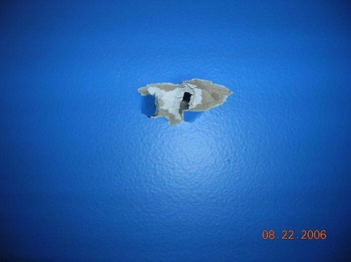 Шальная пуля (13 фото)