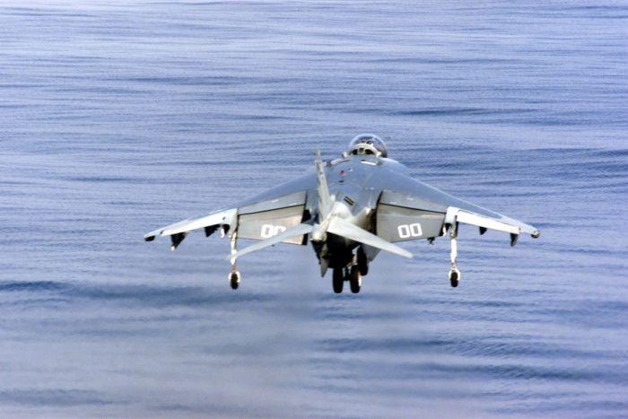 Камуфляж военных самолетов (40 фото)