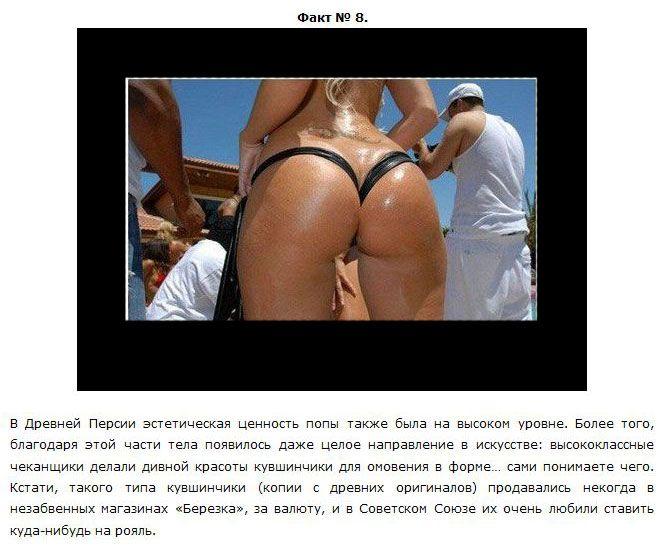 Факты о попе (20 фото)