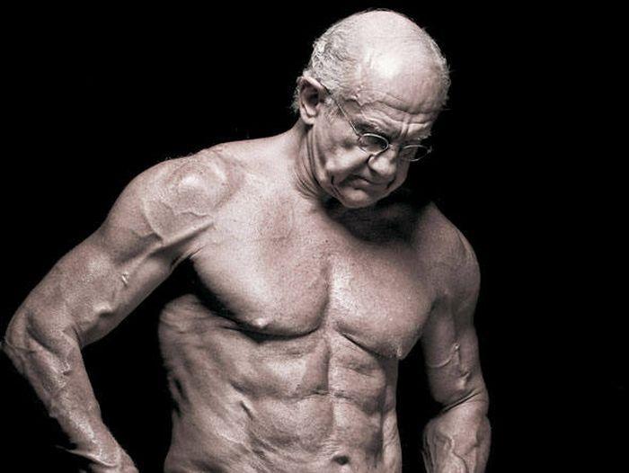 72-летний врач Джеффри Лайф (7 фото)