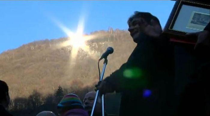 Искусственное солнце для маленькой деревни (8 фото + видео)