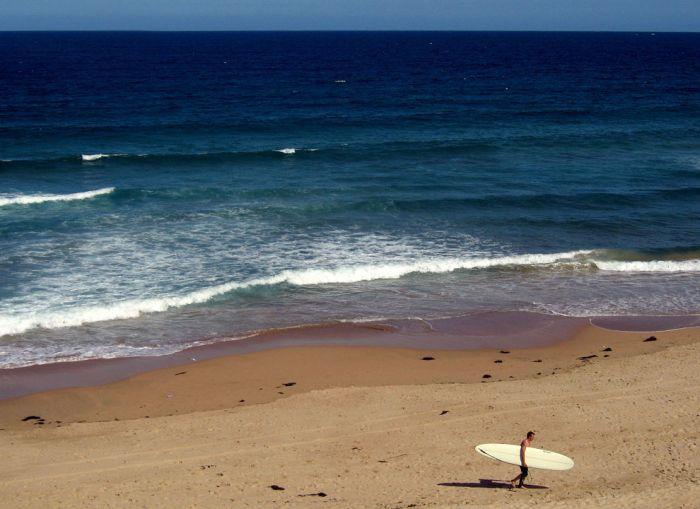Безмятежные пляжи (35 фото)