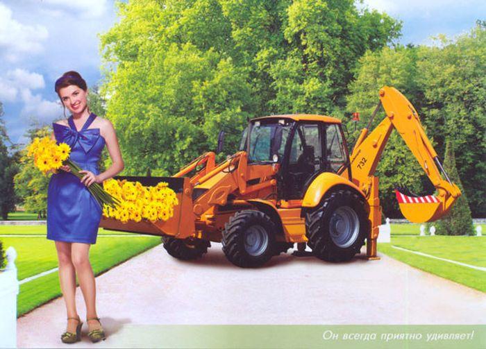Шикарный белорусский календарь (12 фото)