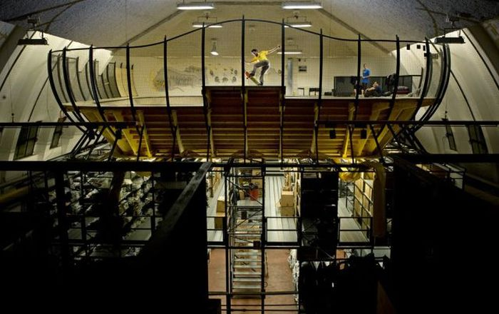 Классные офисы и рабочие места (50 фото)