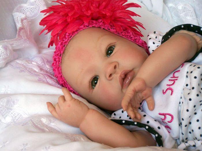 Суперреалистичные куклы (21 фото)