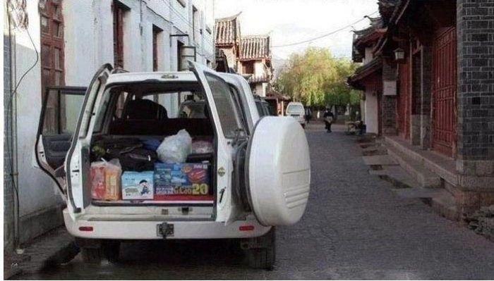 Дорога в Тибет (15 фото)