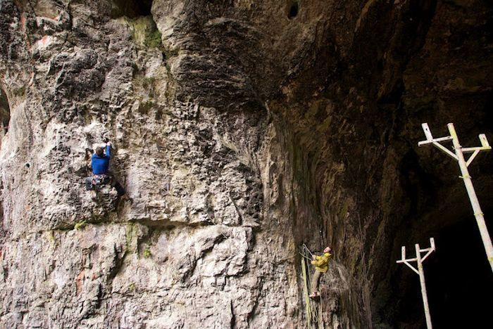 Вы боитесь высоты? (23 фото)