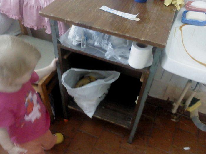 Детская инфекционная больница (13 фото)