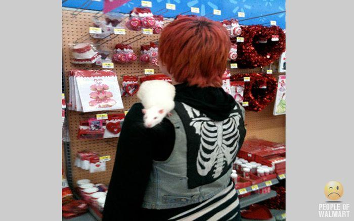 Смешные люди из супермаркетов. Часть 15 (50 фото)