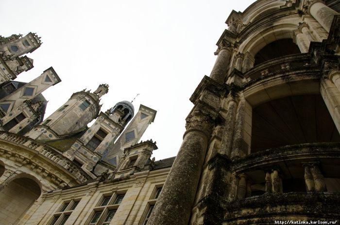 Прогулка по Парижу (61 фото)