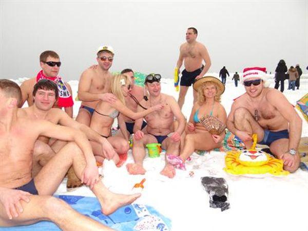 Одесситы на пляже (29 фото)