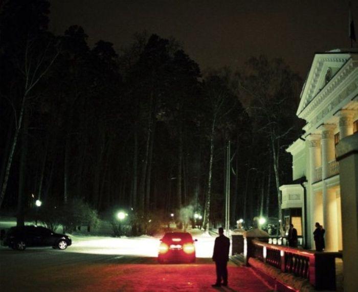 Ужин с Путиным (12 фото)