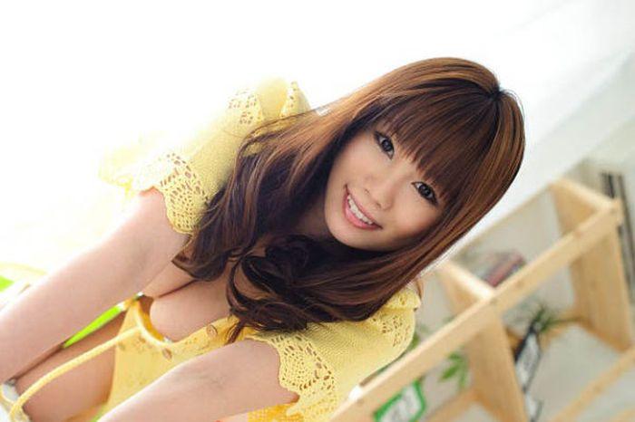 Красивые девушки из Японии (82 фото)