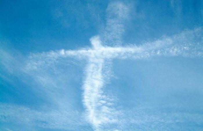 Иисус на предметах. Часть 2 (26 фото)