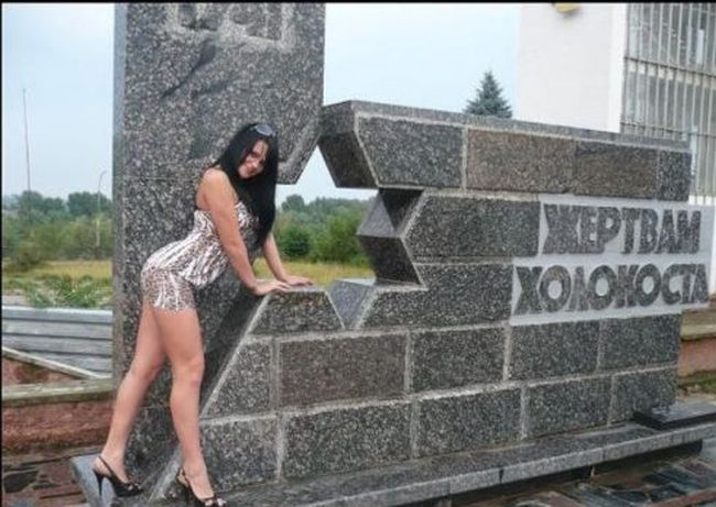 Глупые и смешные фотографии девушек из социальных сетей (83 фото)