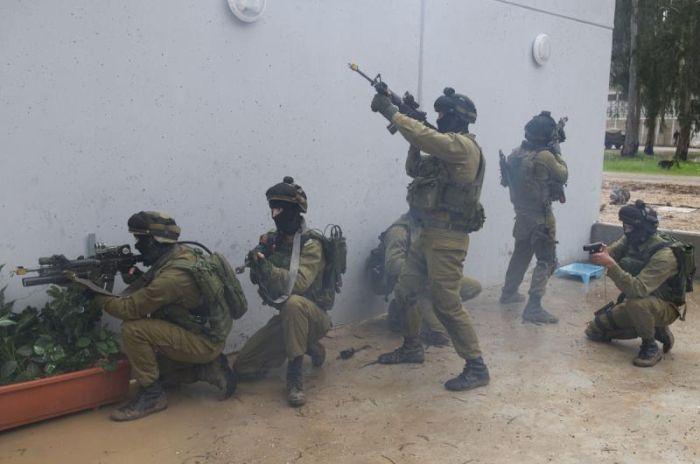 Яалом - спецподразделение Израиля (21 фото)