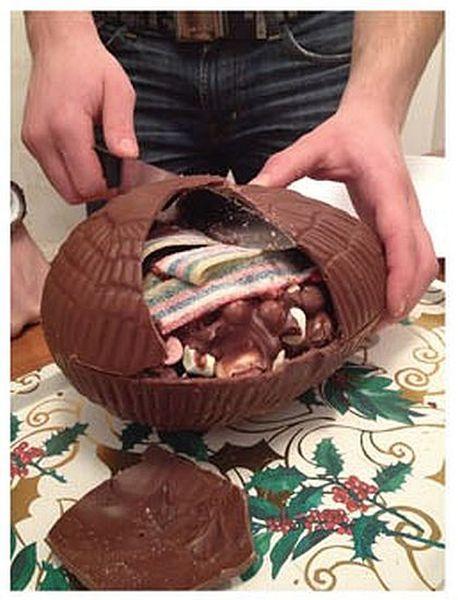 Пасхальное яйцо (20 фото)