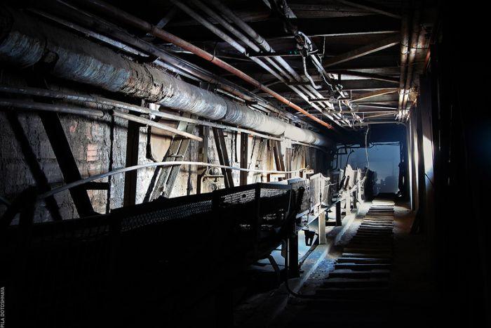 Мертвый завод (37 фото)